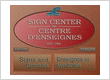 Sign Center Inc. / Centre d'Enseignes