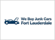 We Buy Junk Cars Fort Lauderdale