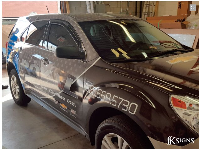 Building Your Sales with Vehicle Wraps
