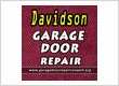 Davidson Garage Door Repair