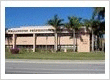 Exterior view of the dental clinic of Dr. Steven Miller in Wellington FL