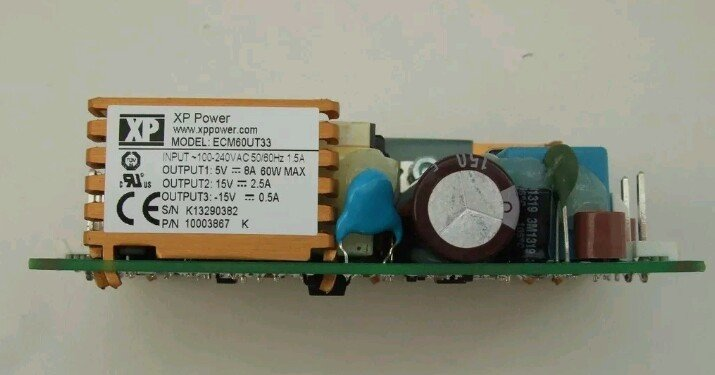 Jual Power Supply XP POWER ECM60UT33