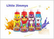 Little Jimmys - We believe in using fun to inspire curiosity and creativity in kids, while they are drinking their favorite juice.