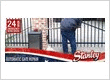 Stanley Automatic Gate Repair Miami Lakes