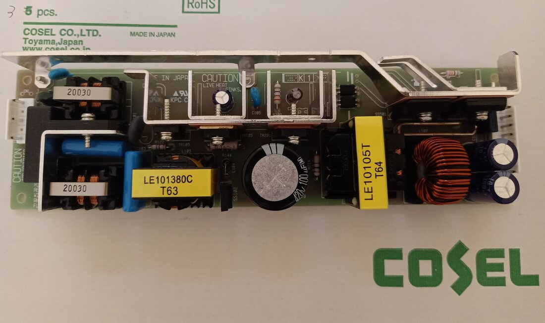 Jual COSEL Power Supply LEA50F-12