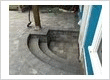 Interlocking brick walkways, driveways and patios