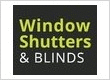 Window Shutters & Blinds