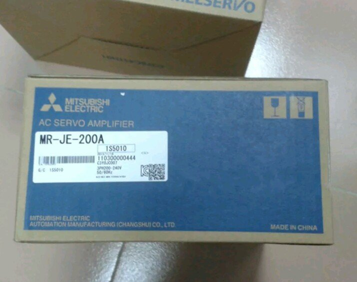 Jual MITSUBISHI Servo Amplifier MR-JE-200A