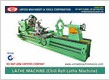 Lathe Machines Manufacturers Exporters in India Punjab Ludhiana