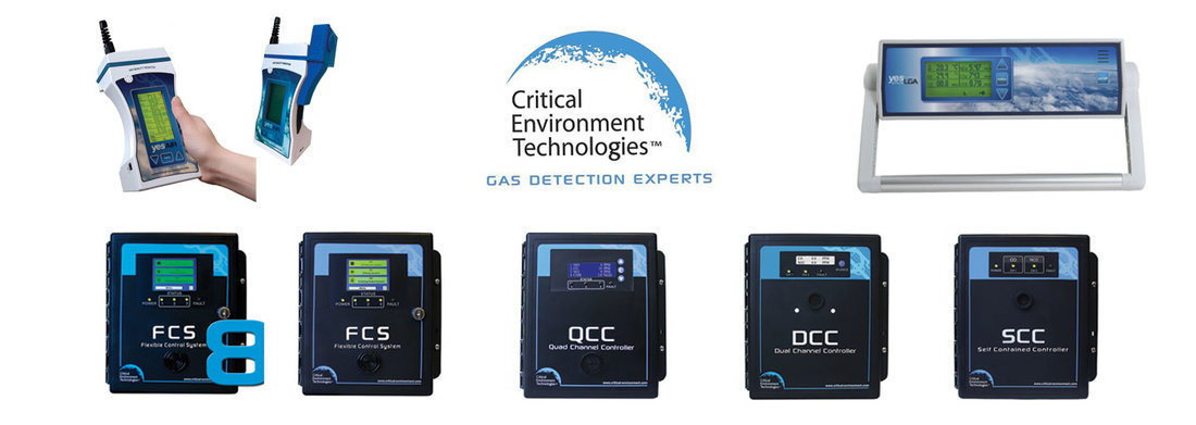 CitiSafe Pte Ltd is happy to announce our newest products from Critical Environment Technologies.