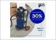 Sydney manufacturing Heavy Duty Cyclonic Industrial Vacuum Cleaners