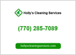 Holly's Cleaning Services