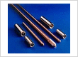 Copper-Bronze Grounding Rods
