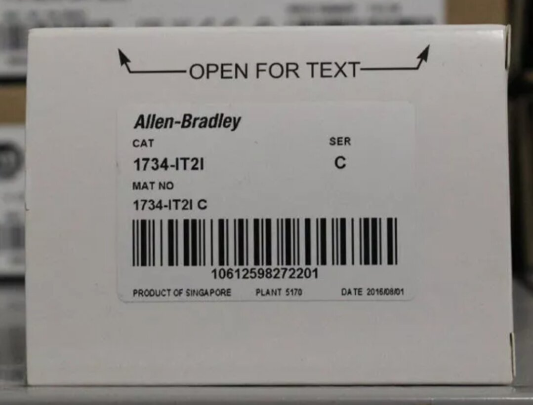 Jual PLC ALLEN BRADLEY 1734-IT2I