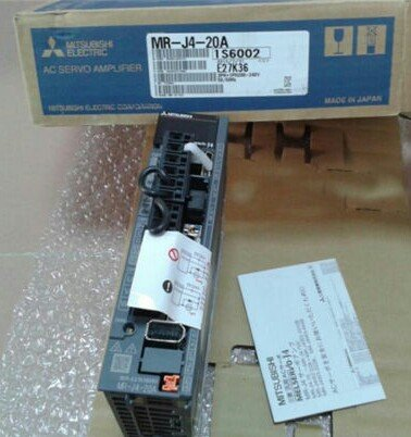 Jual MITSUBISHI Servo Amplifier MR-J4-20A