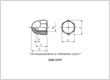 Stainless Steel Dome Nuts Cap Nuts Acorn Nuts DIN 1587