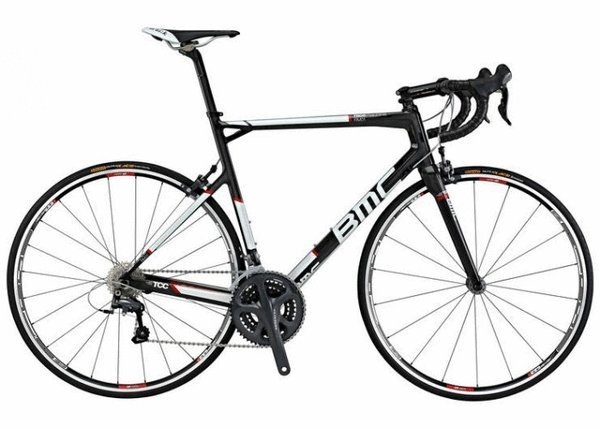 BMC Race Machine RM01 Ultegra Triple 2012 Bike
