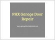 PHX Garage Door Repair