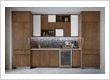 European Style Kitchen Cabinetry