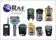RAE Systems Gas Detector