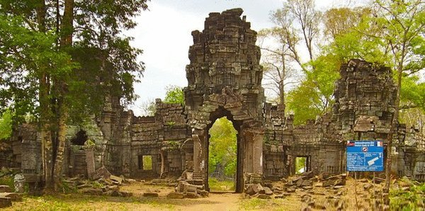 4 Cambodian temples that aren't Angkor Wat