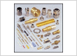 Screw Machine Parts to user drawings and prints We specialize in machined  Screw Machine Parts Brass Turned Components Small big cast Machined Screw Machine Parts cast Screw Machine Parts
