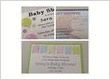 Baby Shower Simple Occasion Invitations