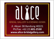Alice Bridal Evening Gown