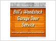 Bill's Woodstock Garage Door Service