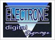 Electrone Americas Releases New Affordable Digital Signage Solution—Electrone Digital Signage