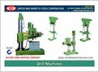 Drill Machines Manufacturers Exporters in India Punjab Ludhiana