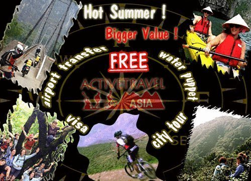 Active Travel Asia Launches Great Vietnam & Cambodia Summer Promotion 2011