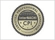 Certified Professional Inspector InterNACHI