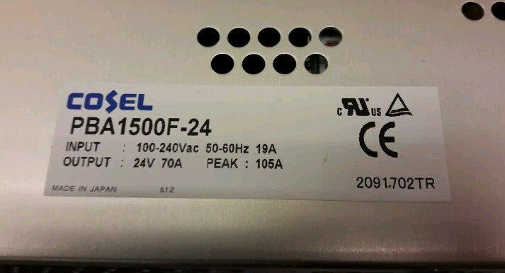 Jual COSEL Power Supply PBA1500F-24