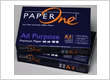 Paper One A4 80gsm brightness 102% All Purpose