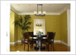 dining room - interior painting