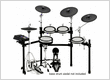 YAMAHA DTX750K Electric Drum Set