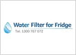 Water Filter For Fridge