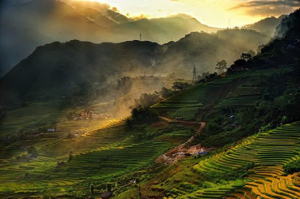 Enchanting Sapa through the lens of Thai photographer