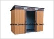 Sell Storage Sheds Metal Sheds 4 x 6 ft Pent Roof Outdoor Storage Shanghai China
