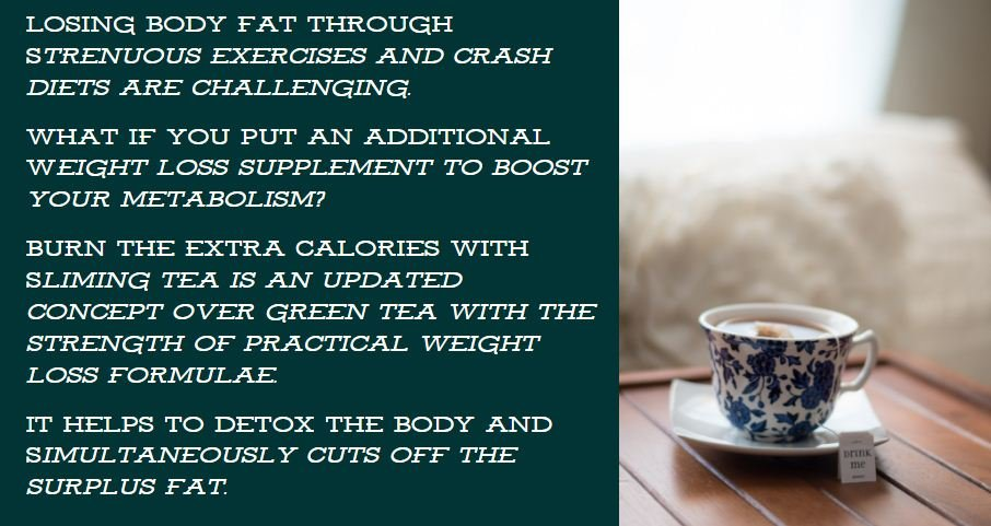 Headline: How Weight Loss Tea Can Help You Lose Weight Naturally