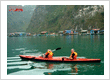 5 Reasons Why You Should Travel In A Kayak and Travel in Halong Bay, Vietnam.