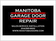 Manitoba Garage Door Repair