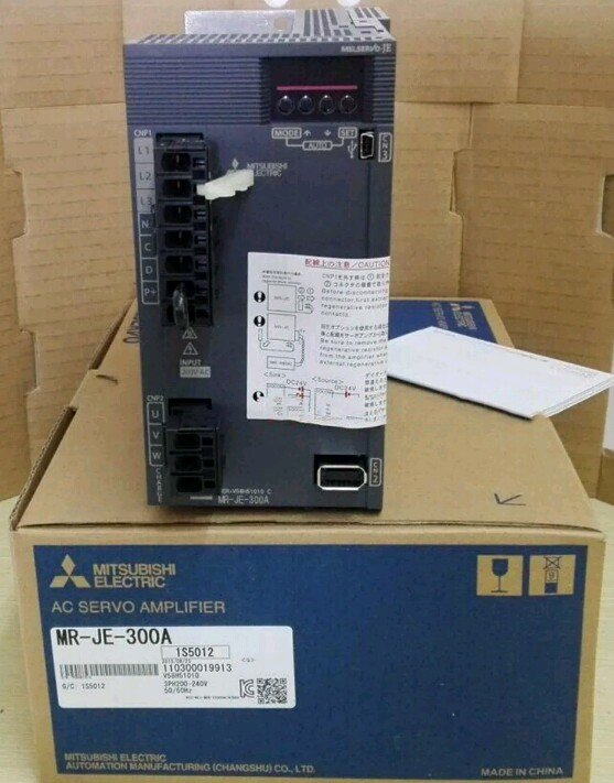 Jual MITSUBISHI Servo Amplifier MR-JE-300A