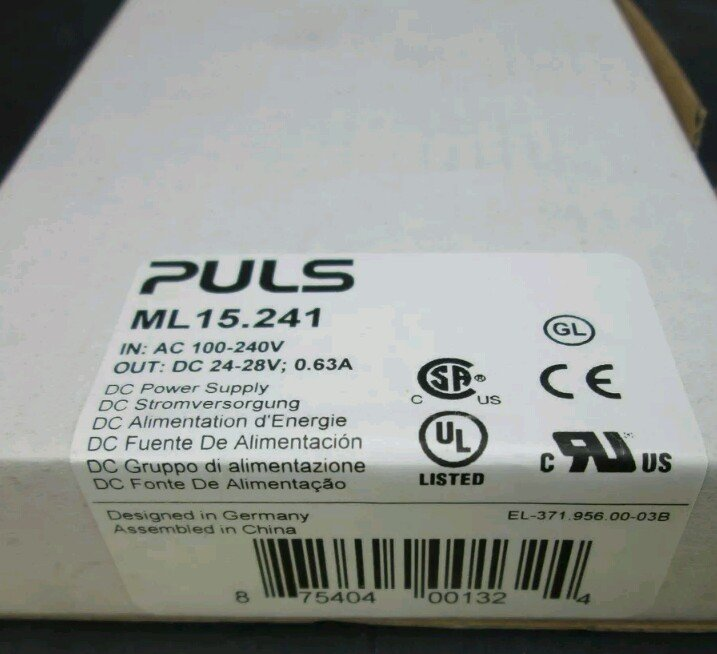 Jual PULS Power Supply ML15.241