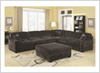 Luka Charcoal L-Shaped Sectional