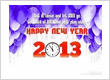 Happy New Year 2013 from Gallant Background Checks