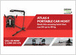 New Atlas Hoist is Now Available for Demonstration