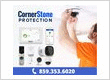 home security systems lexington ky cornerstone protection