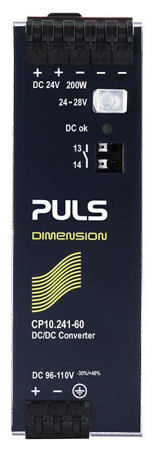 Jual PULS Power Supply CP10.241-60